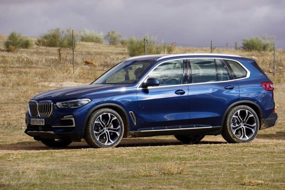 Dossier, los SUVs de alta gama más vendidos hasta noviembre