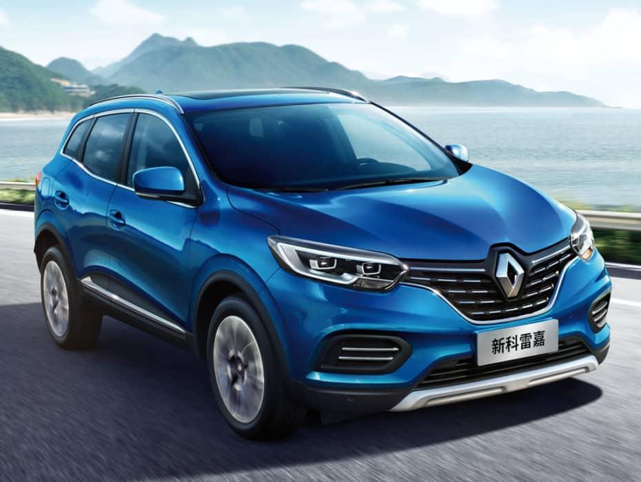 El Renault Kadjar se adapta a los gustos chinos