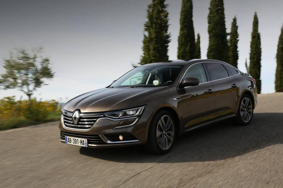Nueva gama Renault Talisman 2019: Llegan los 1.7 Blue dCi
