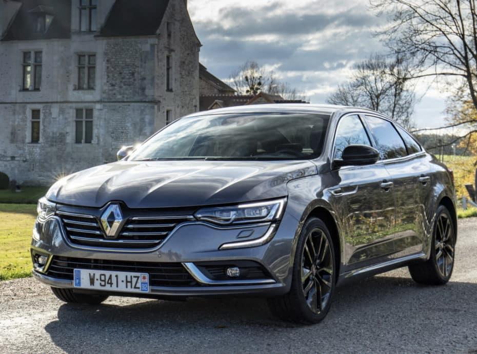 El Renault Talisman recibe el motor 1.3 TCe: También dos diésel Blue dCi
