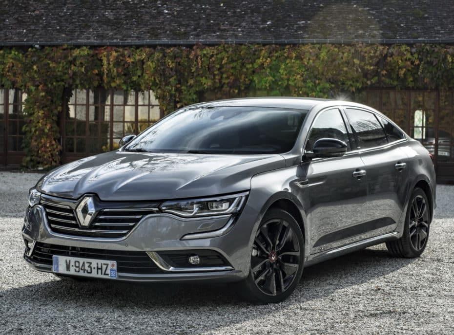 Nuevo Renault Talisman «S-Design»: Un toque picante para la berlina
