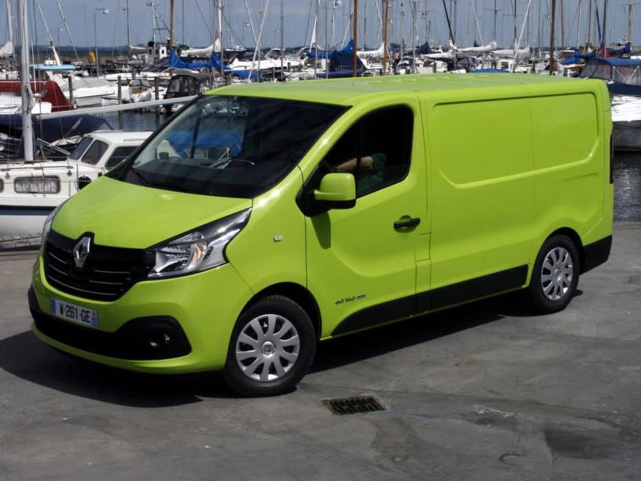 El Renault Trafic se venderá también con logo Mitsubishi