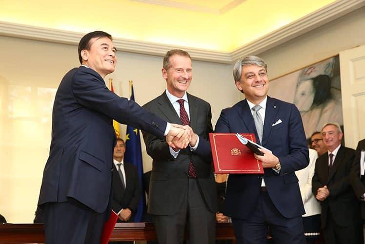 SEAT llegará a China gracias a JAC: En 2021