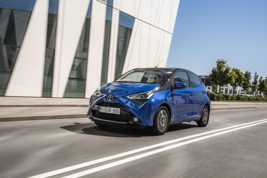 Toyota confirma que habrá una nueva generación del Aygo