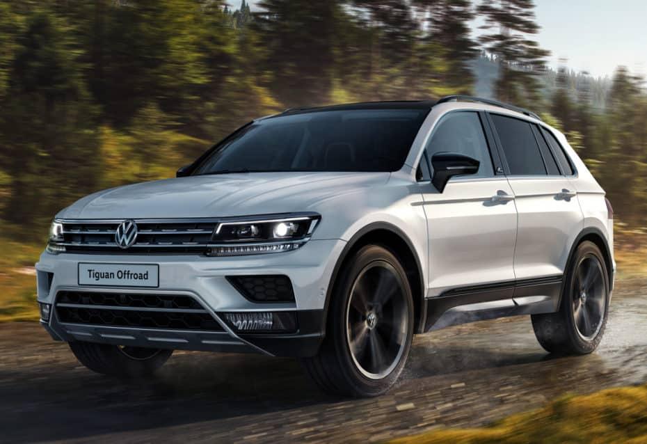 "Nuevo VW Tiguan ""Offroad"", ya a la venta"