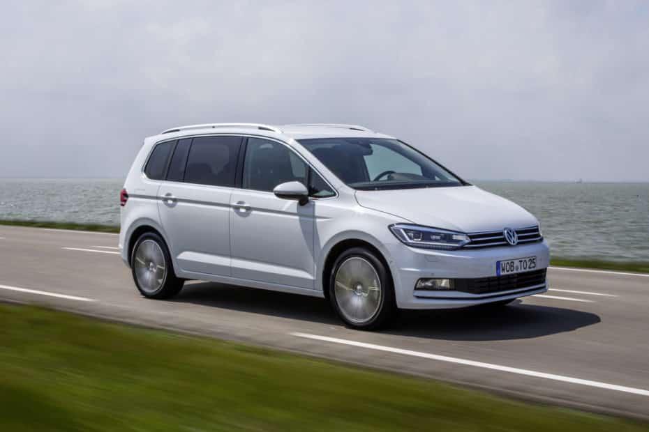 Así es la gama 2019 del Volkswagen Touran