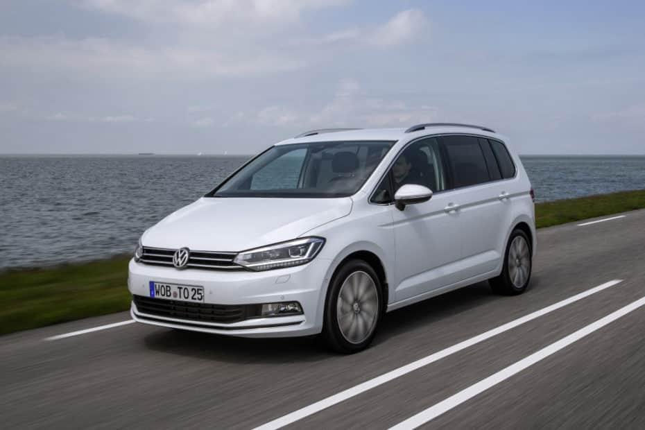 Así es la gama 2020 del Volkswagen Touran
