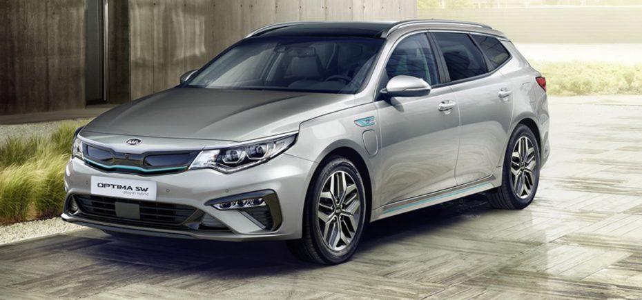 Regresa el Kia Optima PHEV: La opción más «verde»