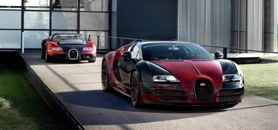 Esto es lo que cuesta mantener un Bugatti Veyron: Siéntate y coge aire…