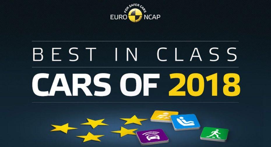 Estos son los coches más seguros de su categoría en 2018 según Euro NCAP ¿Sorprendido?