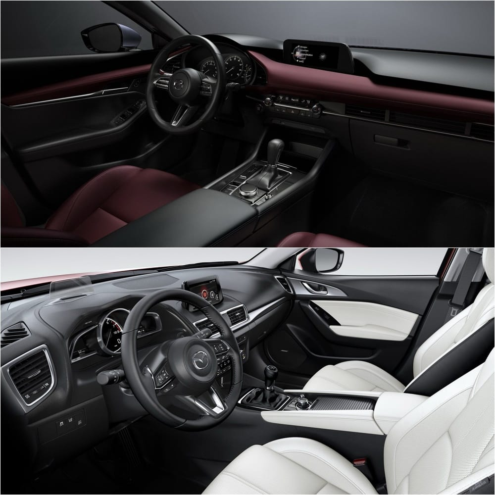 2019 Mazda Mazda3: Comparativa Visual Mazda3 2019: Juzga Cuánto Ha Cambiado