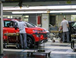 Francia ya es el principal mercado para los vehículos