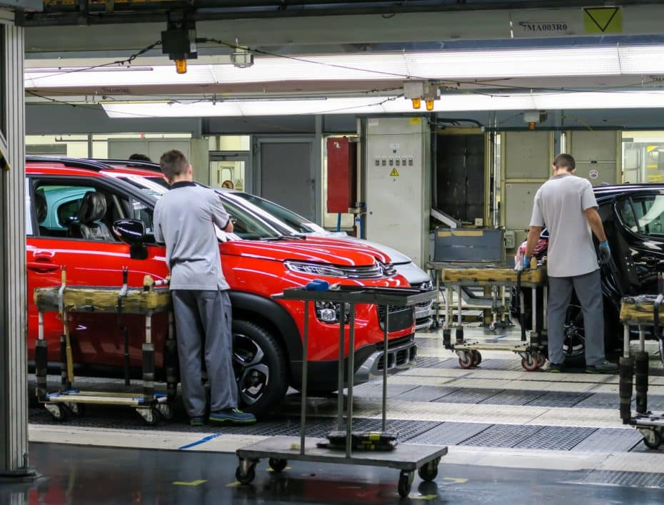 Francia ya es el principal mercado para los vehículos «españoles»