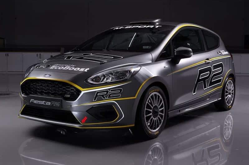 El Ford Fiesta R2 2019 de M-Sport es todo un juguete preparado para la competición con 200 CV