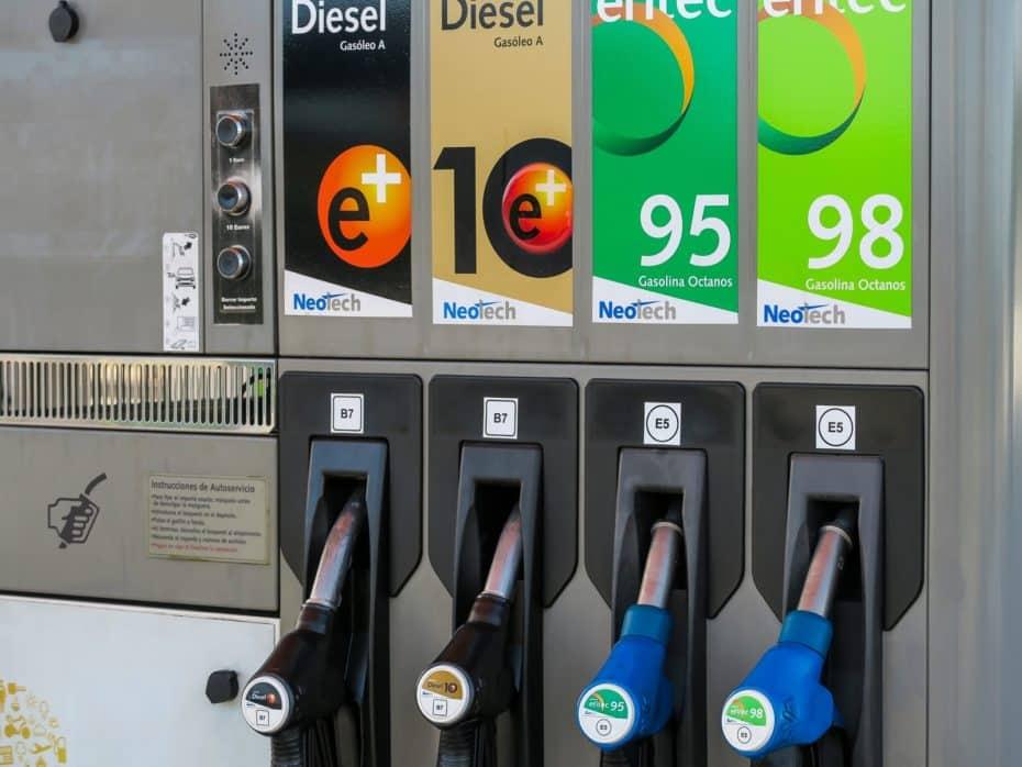 ¡Recuerda! Mañana aumenta la fiscalidad en los carburantes: A pagar más por llenar el depósito
