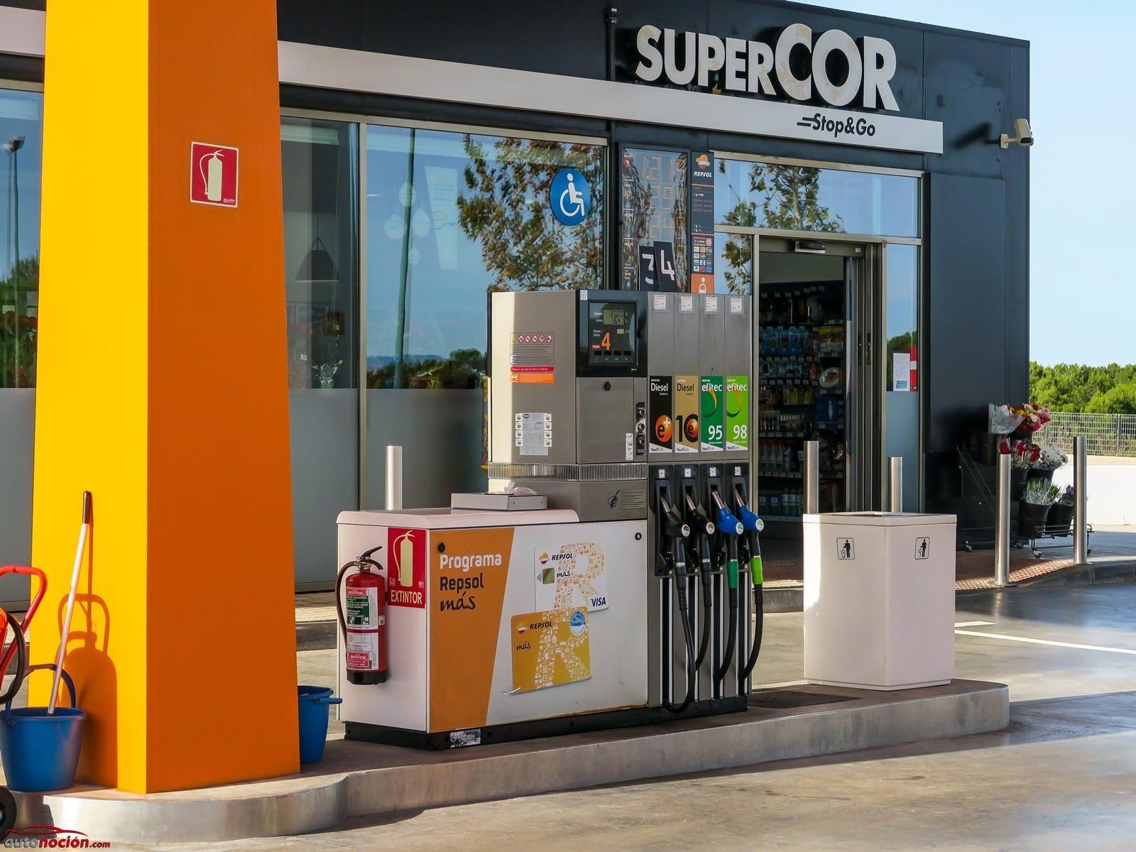 Gasolinera Repsol 6