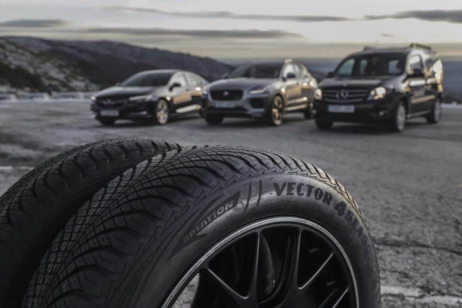 """Probamos los Goodyear Vector 4Seasons Gen2 y esto es lo que pensamos de los neumáticos """"todo tiempo"""""""