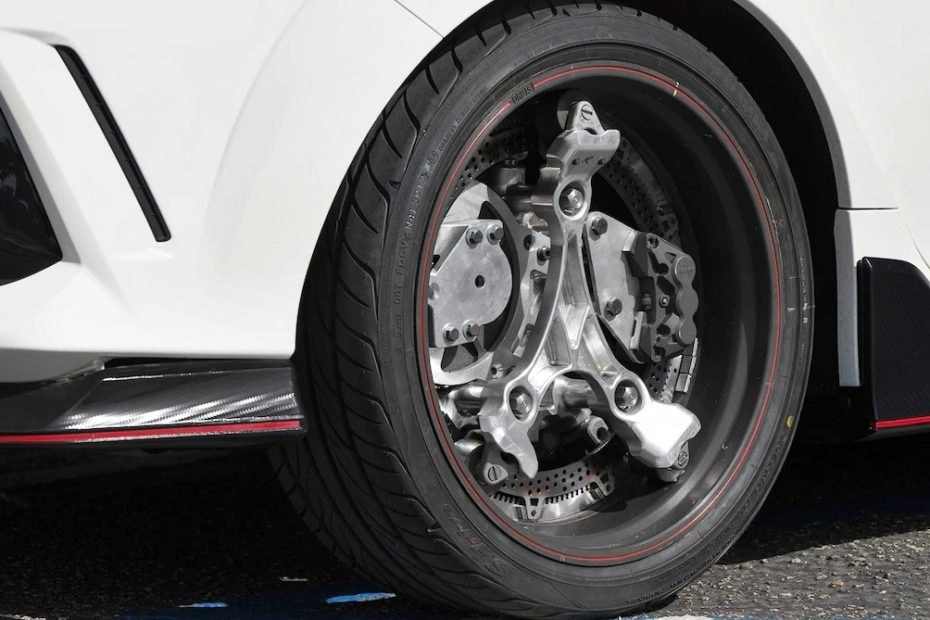 ¿Unas llantas para convertir tu coche en un híbrido? Así funcionan en un Honda Civic Type R