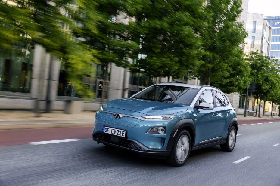 El Hyundai Kona Eléctrico también pierde algunos kilómetros de autonomía por el fallo de medición