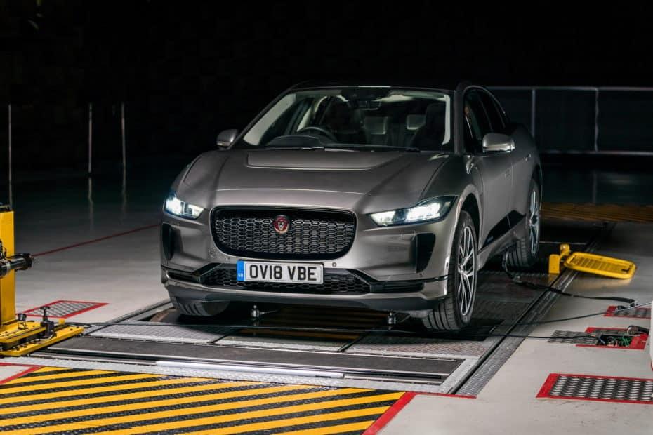 Eligen Jaguar I-Pace como el 'Mejor auto del año' 2019