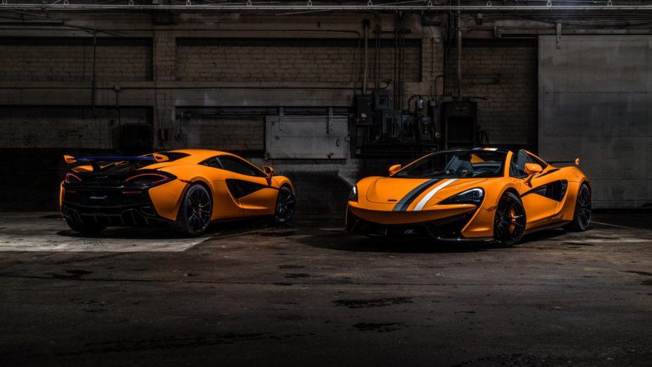 Las ventas de McLaren continúan imparables: Nuevo récord de crecimiento en 2018