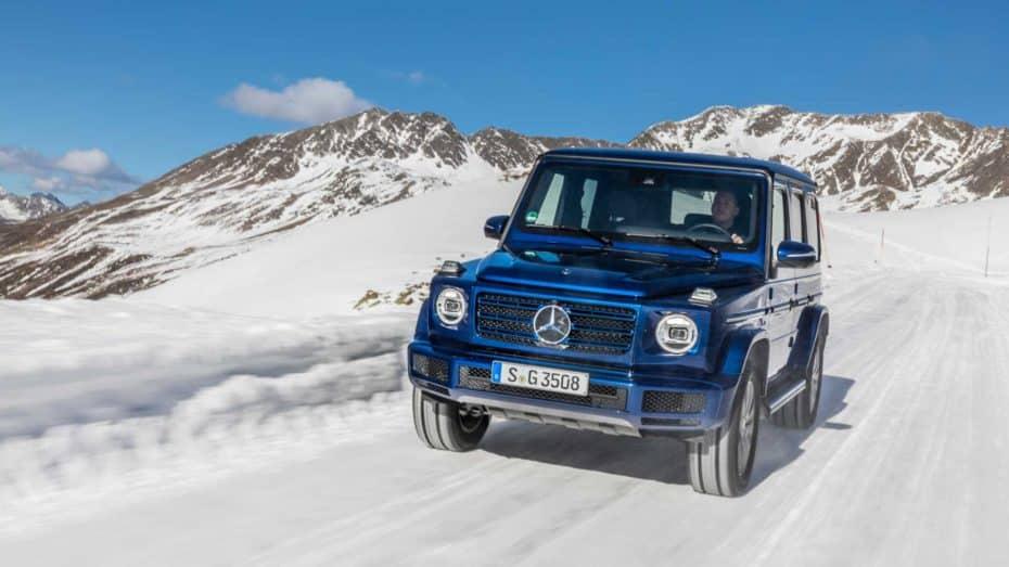 Mercedes-Benz G 350 d 2019: La versión de acceso a la gama ya tiene precio