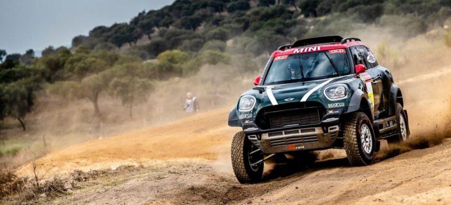 Nani Roma y Carlos Sainz a por el Dakar 2019 con MINI: «Hay que divertirse» y «las expectativas son altas»