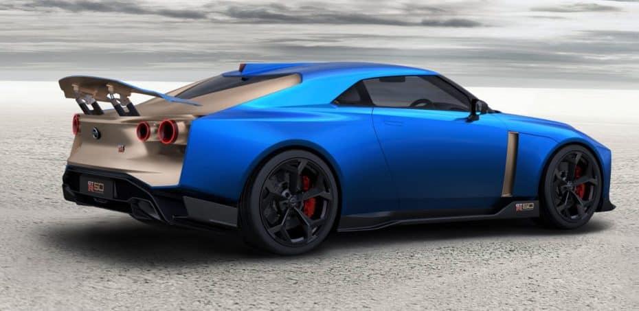El Nissan GT-R50 by Italdesign ya puede comprarse: Por el más barato hay que pagar 1,2 millones de euros…