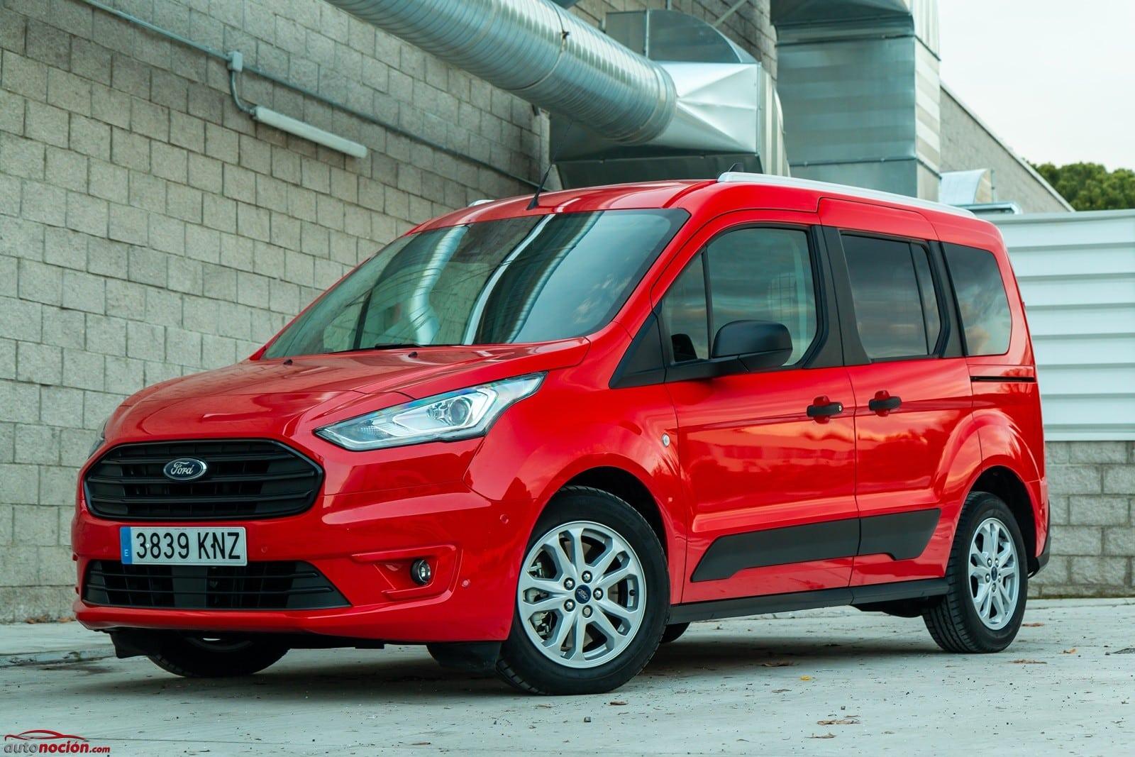 Ford fabrica varios modelos en Valencia