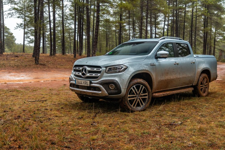 Prueba Mercedes-Benz X 350 d 4MATIC Power 258 CV: El Clase X «100% Mercedes-Benz»