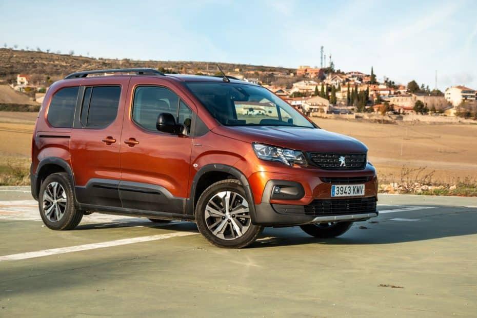 Prueba Peugeot Rifter GT Line Standard BlueHDi 130 CV 2018: Polivalencia con tintes de comercial