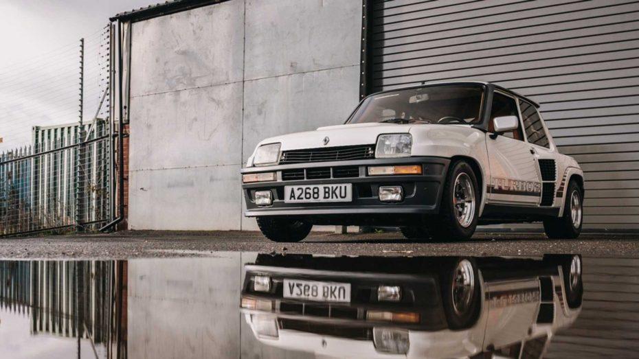 ¡Joya a subasta! Este impecable Renault 5 Turbo 2 está a la venta: ¿Pagarías el desorbitado precio?
