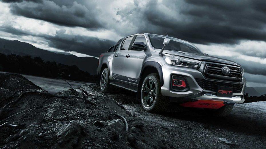 El Toyota Hilux Black Rally Edition es lo último de TRD para el Tokyo Auto Salon