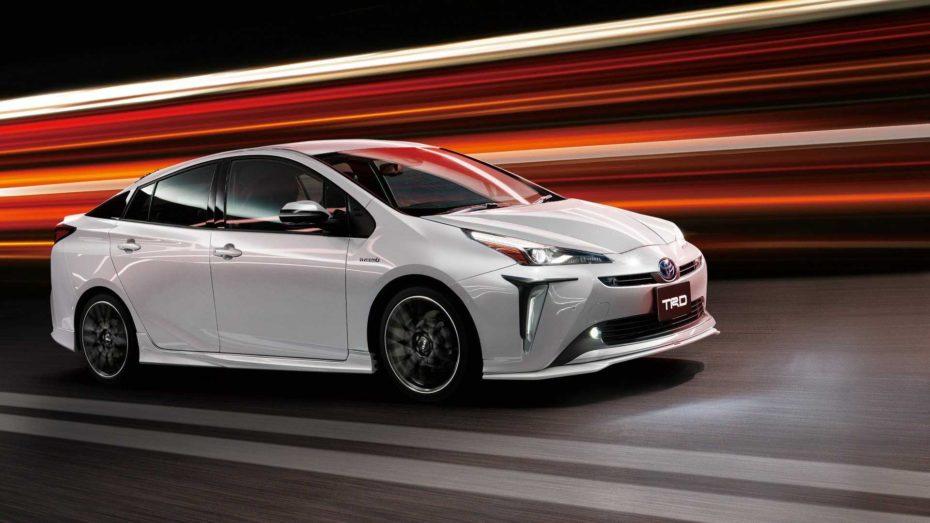 El Toyota Prius 2019 se viste de gala para el Tokyo Auto Salon gracias a TRD y Modellista