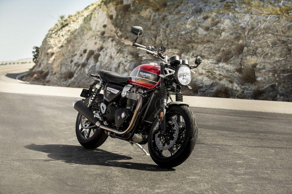 Así es la nueva Triumph Speed Twin: Estilo clásico y elegancia británica con 97 CV