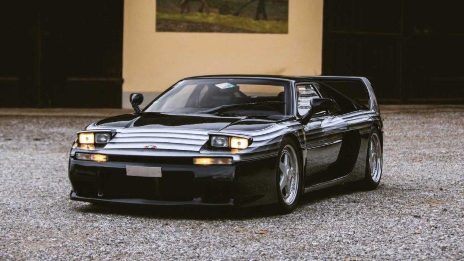 Esta es la historia del Venturi 400 GT: El 'F40 francés' creado para plantarle cara al Porsche 911
