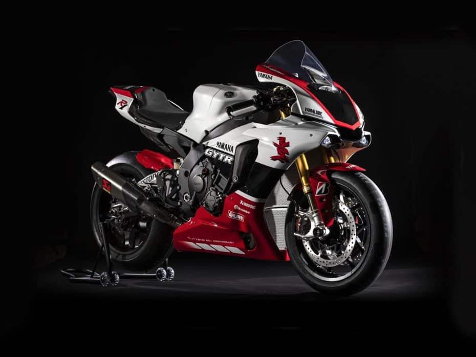 Yamaha YZF-R1 GYTR 20 Aniversario: Solo apta para circuito y con una mecánica a gusto del consumidor
