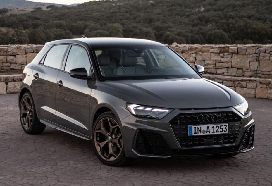 Llegan nuevas motorización al Audi A1 Sportback: Hasta 200 CV