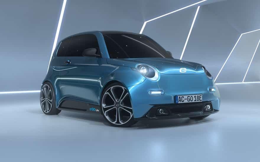 El e.Go Mobile Life es el coche eléctrico que necesitas: Hasta 184 km de autonomía desde 15.900 euros