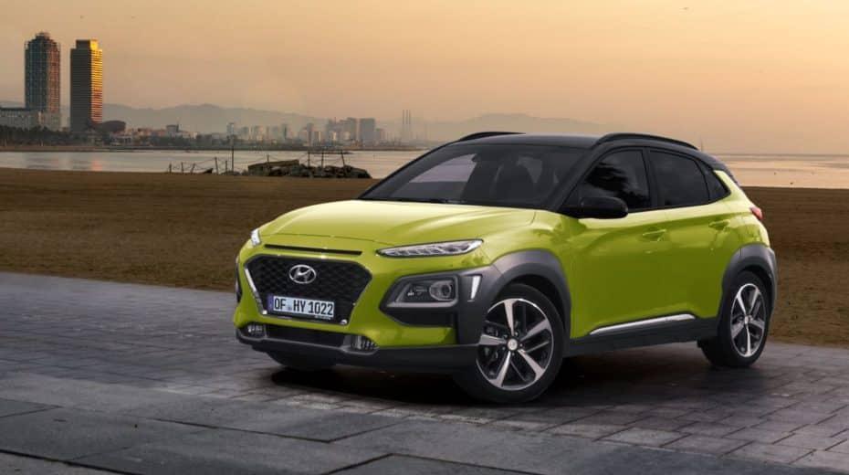 Y el premio al «Coche del Año en España» es para… ¡El Hyundai Kona!