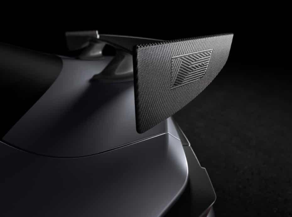 El Lexus RC F Track Edition será radical: Pesará menos, tendrá un manejo mejorado y más prestaciones