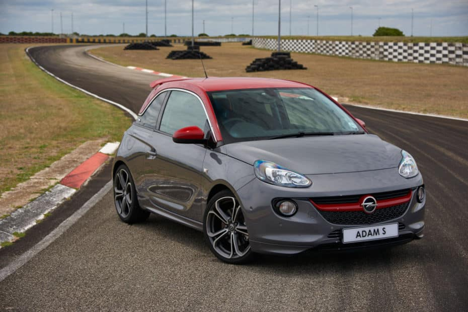 Nueva gama Opel Adam MY2019: Arranca la despedida