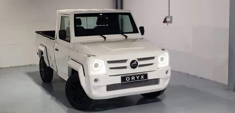 Oryx Timgad: Así es el primer vehículo de la firma argelina