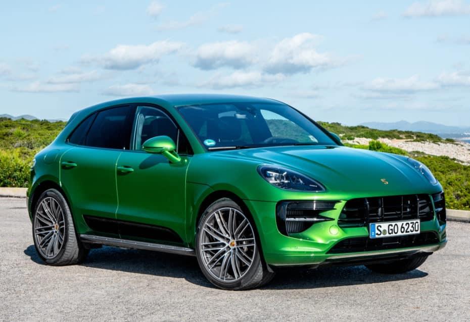 Ya a la venta el Porsche Macan S: 354 CV para el todocamino