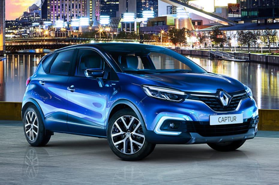 Nuevas mecánicas para el Renault Captur: Ahora hasta 150 CV