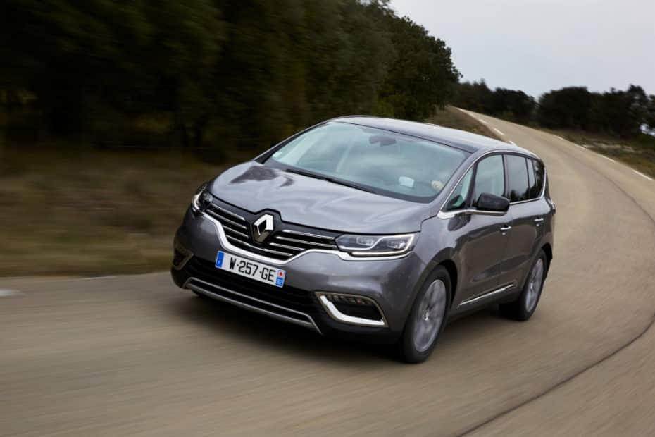 Así es la gama Renault Espace 2019: Estrena motores diésel con hasta 200 CV