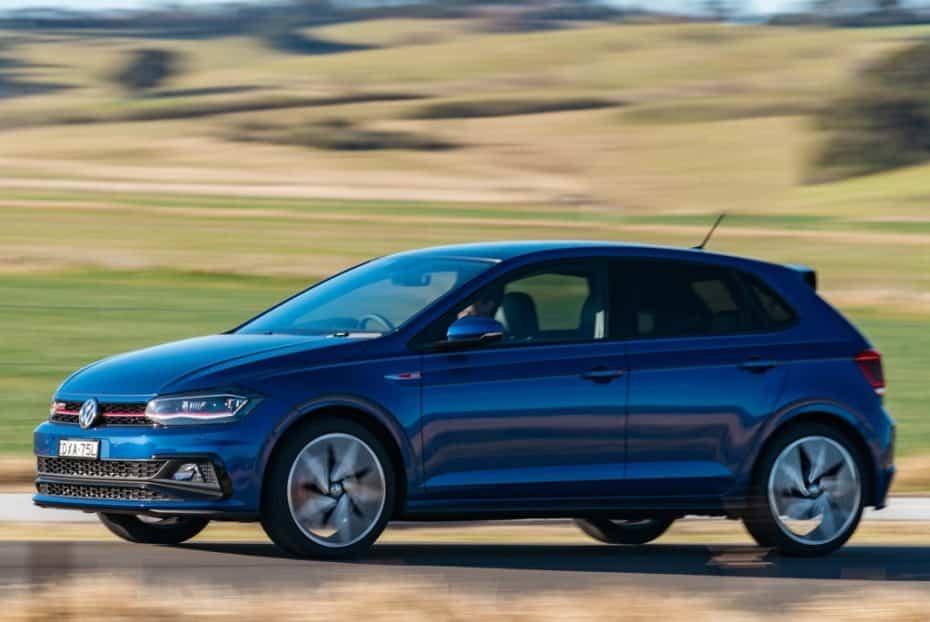 Cambios en la gama Volkswagen Polo para España