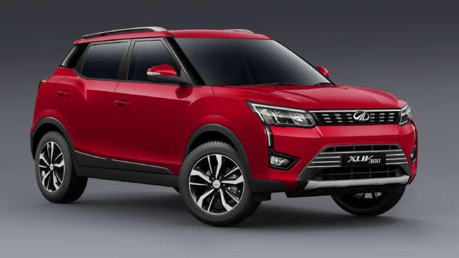 Primeros detalles del nuevo Mahindra XUV300
