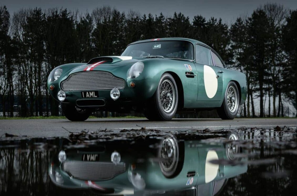 Aston Martin DB4 GT Continuation, lo último de Aston Martin Works son 25 unidades con mucha historia