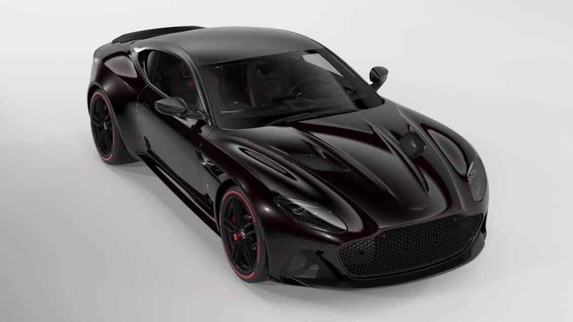 Aston Martin DBS Superleggera TAG Heuer Edition: Elegancia británica, precisión suiza